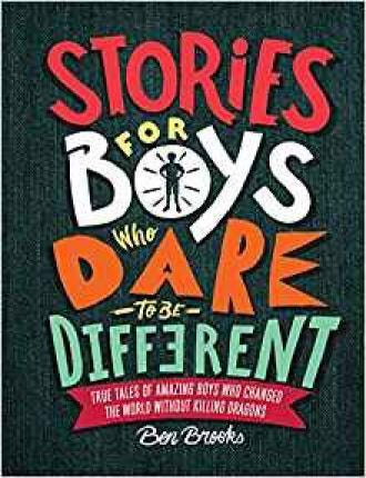 Stories for Boys Who Dare to Be Different (Paperback)
