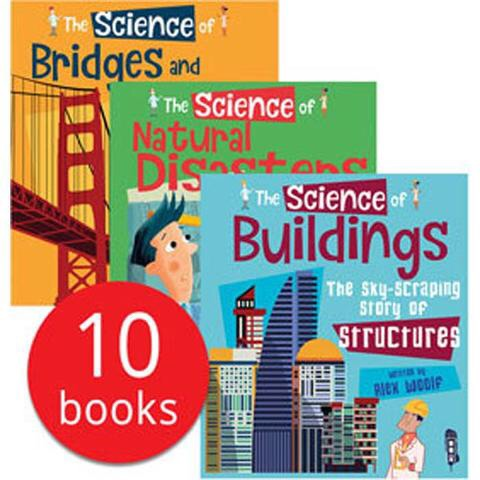 The Science of ... Collection (10 Book)
