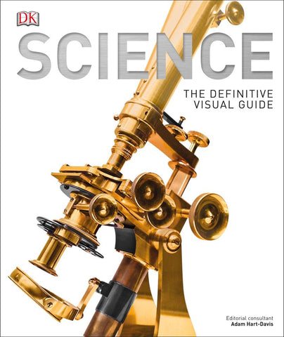 DK Science: The Definitive Visual Guide (Hardback)