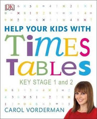 Help Your Kids With Times Tables (Paperback)