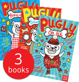 Pugly Collection - 3 Books