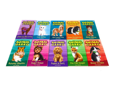 Animal Ark 10 Books Set Collection By Lucy Daniels
