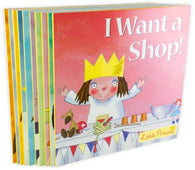 The Little Princess 10 Book Collection