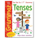 Miles Kelly - Get Set Go Grammar Set - 4 books