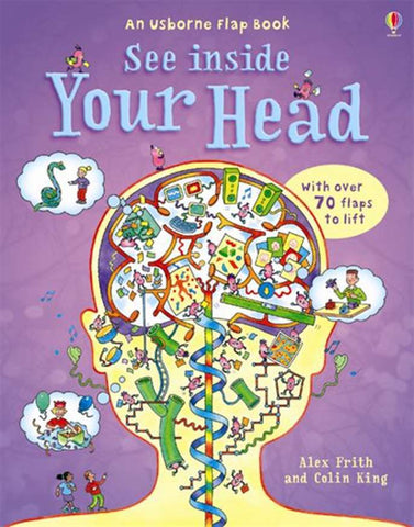 Usborne See inside your head