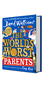 The World's Worst Parents (Hardback) UK Ed.