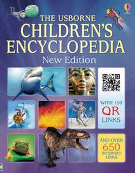 Usborne Children's Encyclopedia - PB