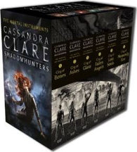 The Mortal Instruments Slipcase: 6 books by Cassandra Clare