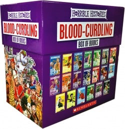 Horrible Histories 20 books collection
