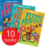 Chris Hoy's Flying Fergus Collection - 10 books