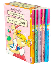 Enid Blyton Amelia Jane 5 Books Collection