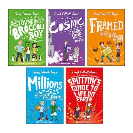 Frank Cottrell-Boyce Pack x 5 Books