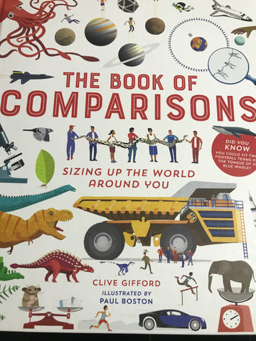 The Book of Comparisons HB