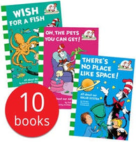 The Dr. Seuss - Cat in the Hat's Learning Library Collection - 10 Books