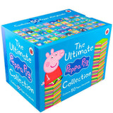 The Ultimate Peppa Pig Collection 50 Book Set