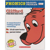 Clifford Phonics Fun Pack 1