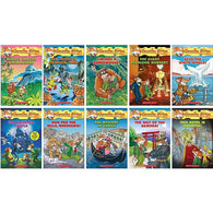 Geronimo Stilton #41-50 books