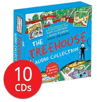 The 13-Storey Treehouse Audio Collection – 10 CDs