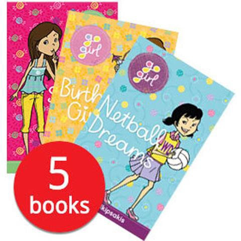 Go Girl Collection (5 Books)