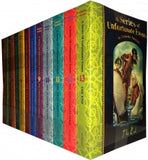 Lemony Snicket, A Series of Unfortunate Events Complete Collection 13 children books set
