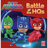PJ Masks New Collection (4 Books) Paperback