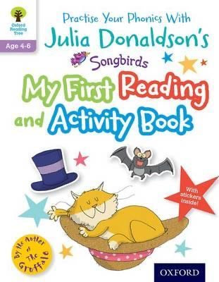 Songbirds: My First Reading and Activity Book