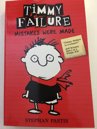 Timmy failure 4 books