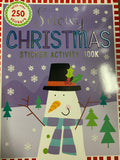 Christmas Activity Book Collection - 10 Books