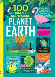 100 Things to Know About Planet Earth (Hardback)