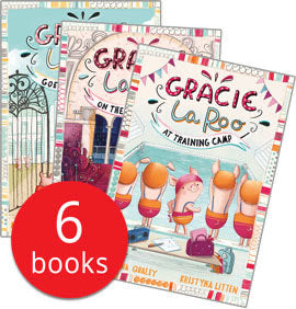 Gracie La Roo Collection - 6 Books