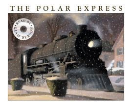 The Polar Express: Gift Edition with CD (Hardback)