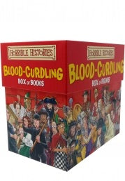 Horrible Histories Collection - Blood Curdling Box Set