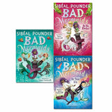 Sibeal Pounder Bad Mermaids 3 Books Collection Set On Thin Ice, On the Rocks