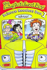 Magic School Bus Science Readers Box 1 (10 titles)