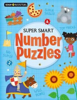 Brain Boosters: Super-Smart Number Puzzles (Paperback)