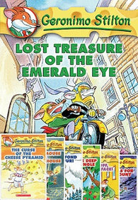 Geronimo Stilton Series Starter Collection (Books 1 – 10)