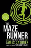 The Maze Runner 4 books by James Dashner