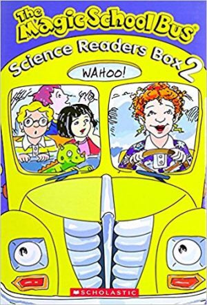 Magic School Bus Science Readers Box 2 (10 titles)