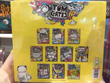 Tom Gates and His Fantastic World Collection - 10 books