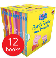 Peppa's Family and Friends Collection - 12 Books (Collection)