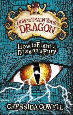 How to Train Your Dragon: How to Fight a Dragon's Fury : Book 12 (Hardback)