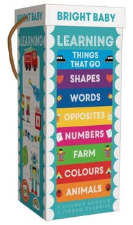 Bright Baby Book Tower: Learning