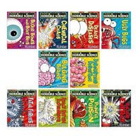 Horrible Science Pack x 10 (Junior Editions)