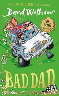Bad Dad by David Walliams (Hardback)