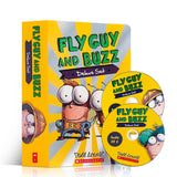 Fly Guy and Buzz Deluxe Set (15平裝+2CD) 初級英語橋梁書