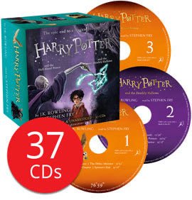 Harry Potter Books 6-7: Audio Collection - 37 CDs (Audio)