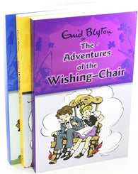 The Wishing Chair Collection 3 Books Set - Ages 5-7 - Paperback - Enid Blyton by Egmont