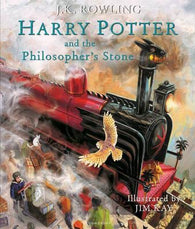 Harry Potter and the Philosopher's Stone no.1 : Illustrated Edition
