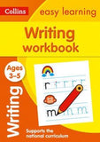 Writing Workbook Ages 3-5 : Prepare for Preschool with Easy Home Learning
