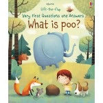 Usborne - Lift-the-Flap Very First Questions and Answers - What is Poo?